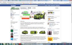 yrityksen facebook-markkinointi-sivusto