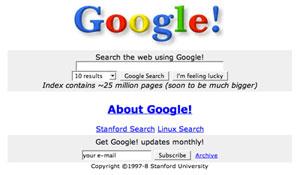 Google- hakuvinkit