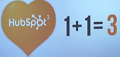 HubSpot3 1+1=3